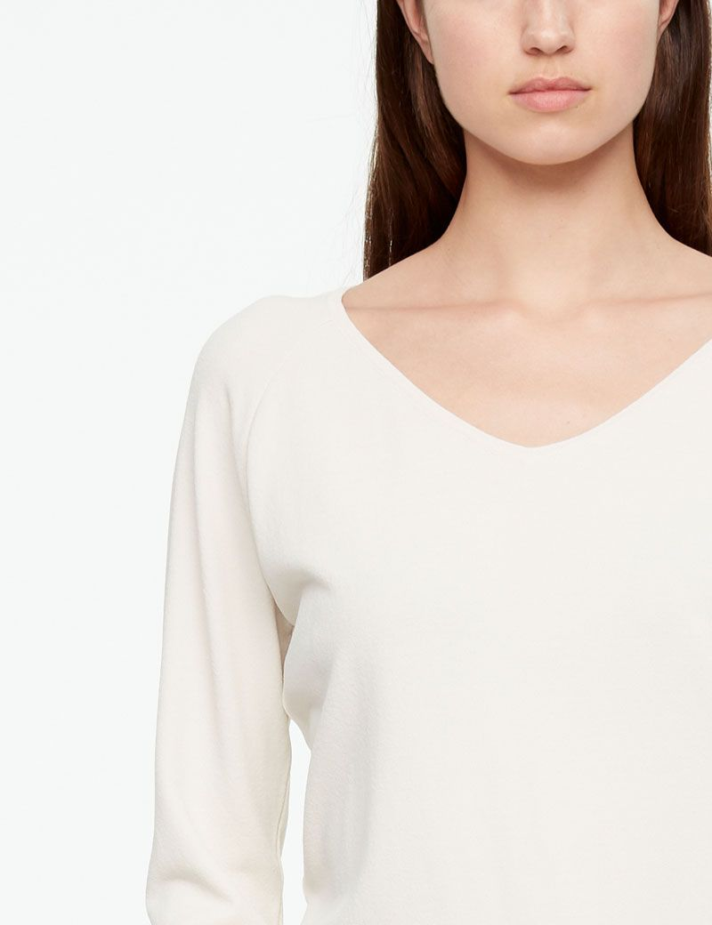 Sarah Pacini SOMMER PULLOVER SCHULTERFREI