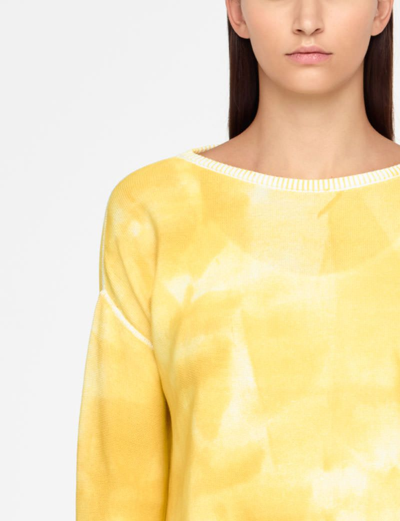 Sarah Pacini PULL TIE-DYE - MANCHES LONGUES