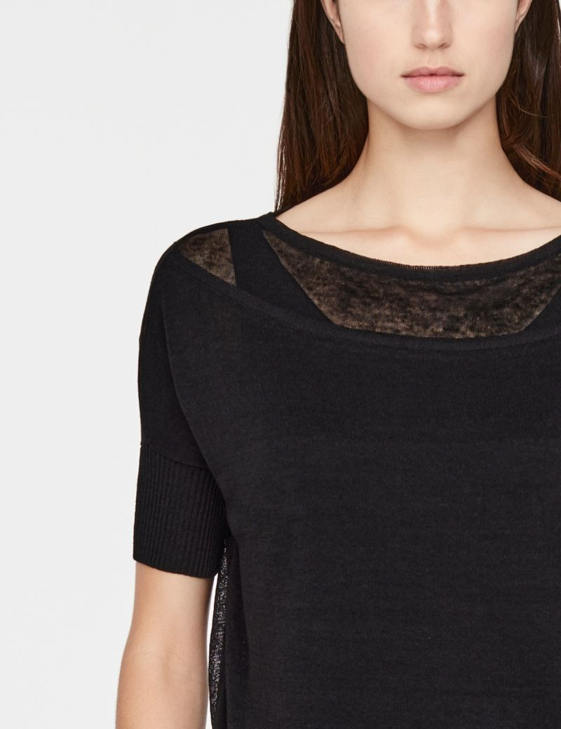 Sarah Pacini Linen sweater - casual