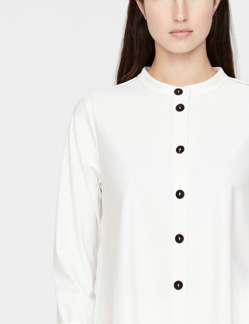 Sarah Pacini lichte jurk - a-lijn