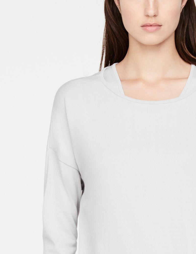 Sarah Pacini Langer Pullover - Freizeit