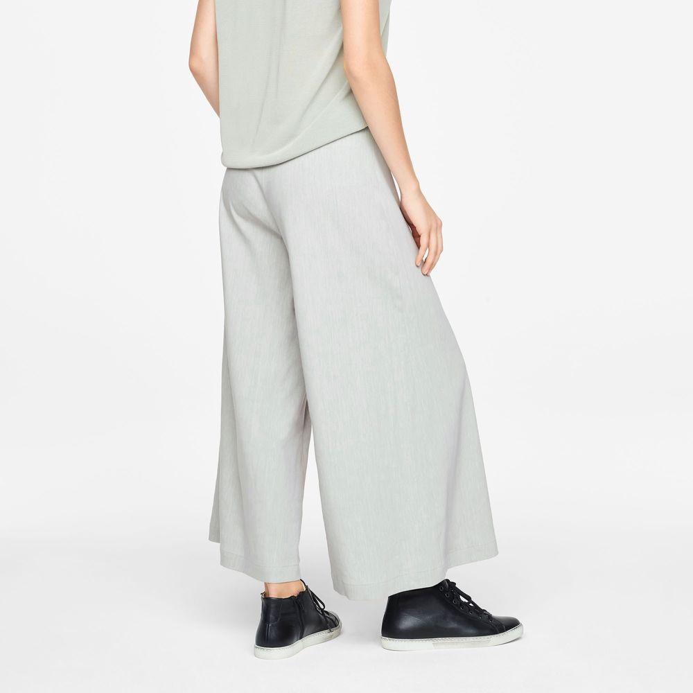 Sarah Pacini LINEN PANTS - WIDE LEG