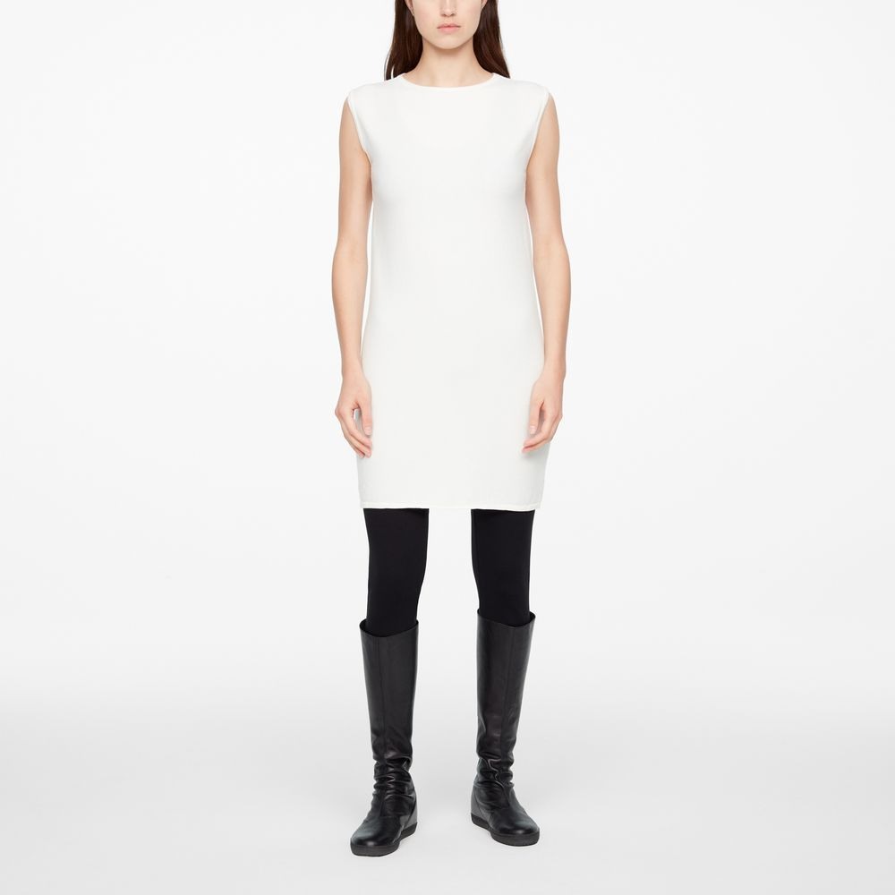 Sarah Pacini LIGHT DRESS - SLEEVELESS