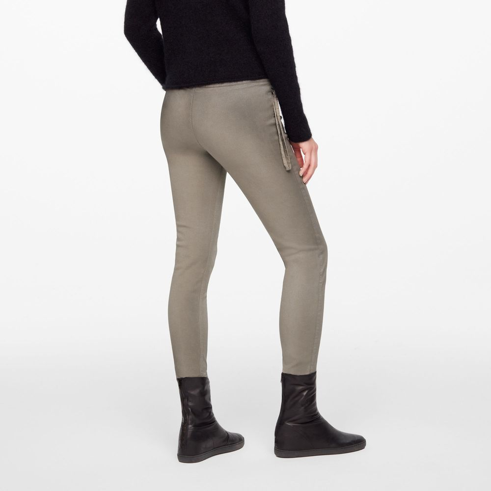 Sarah Pacini MY GLITTER JEANS - COUPE SLIM