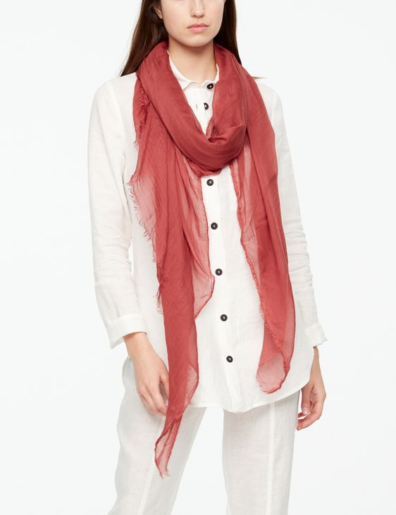 Sarah Pacini Lange Sjaal