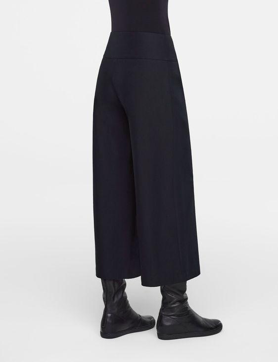 Sarah Pacini Cropped pants, high waits