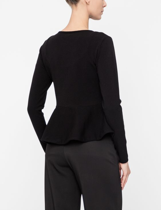 Sarah Pacini Full sleeve cardigan - basque