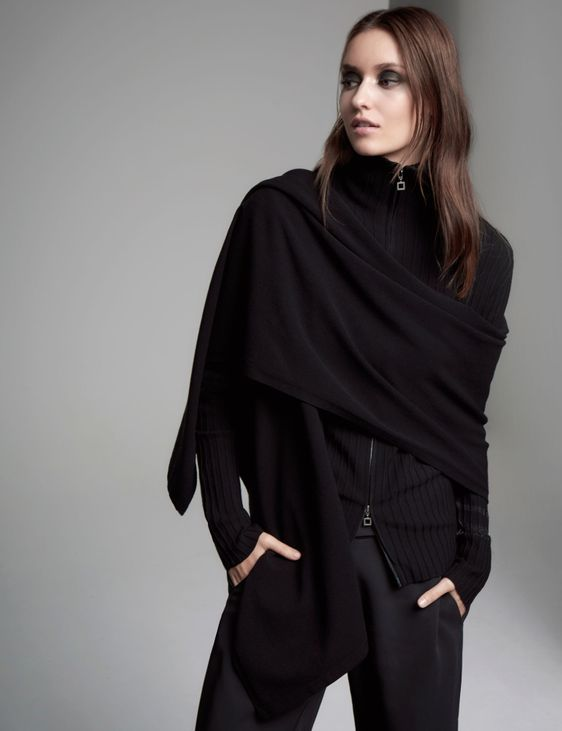 Sarah Pacini Essential sjaal