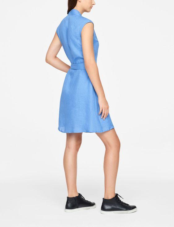 Sarah Pacini WRAP DRESS - KNEE-LENGTH