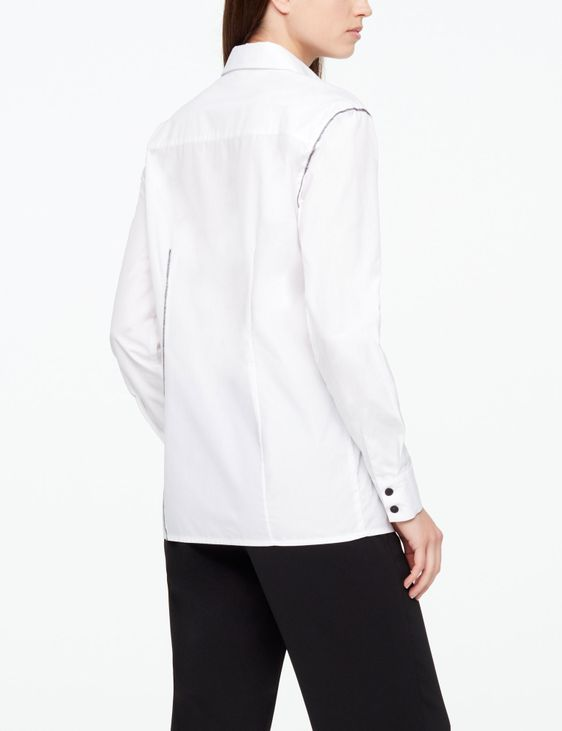 Sarah Pacini FINE COTTON SHIRT