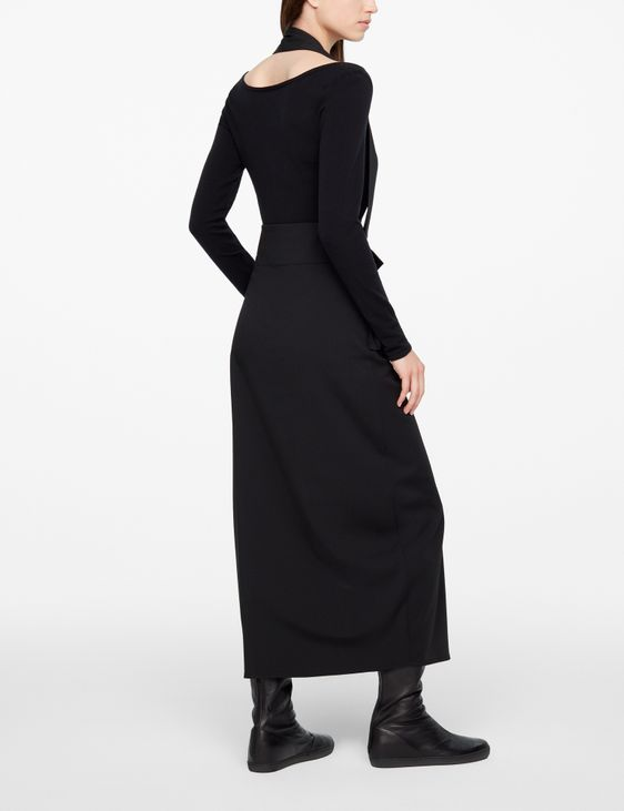 Sarah Pacini SKIRT - DETACHABLE POCKET
