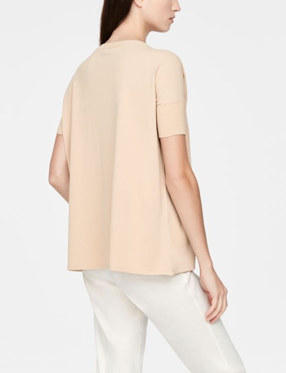 Sarah Pacini lichte trui - korte mouwen