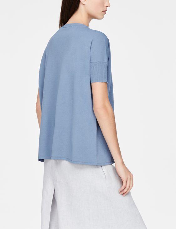 Sarah Pacini Light sweater - short sleeves
