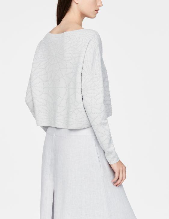 Sarah Pacini starburst trui - kort