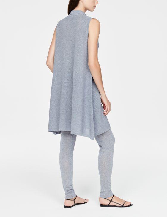 Sarah Pacini Lichte jurk - geperforeerd
