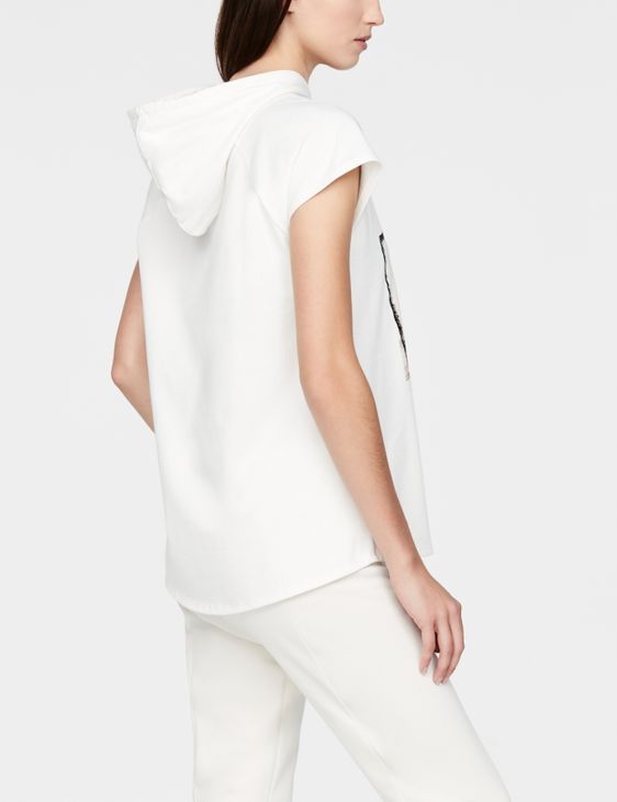 Sarah Pacini My T-hoodie