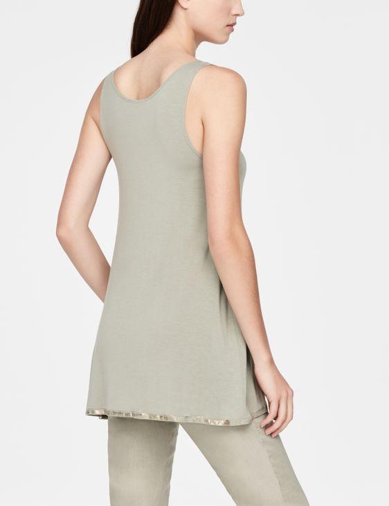 Sarah Pacini Modal top - sleeveless