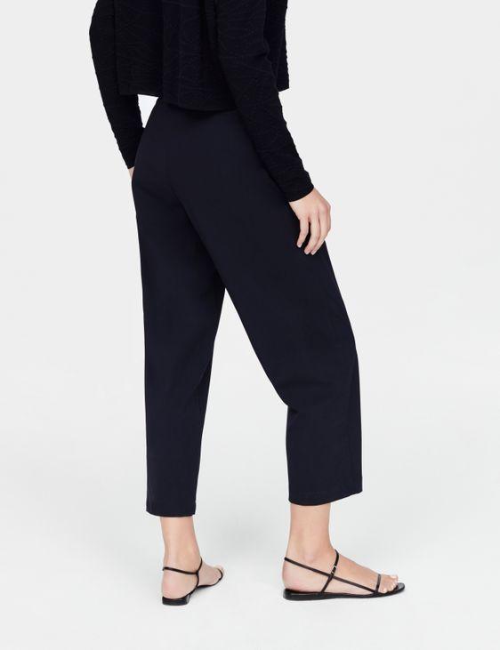 Sarah Pacini Light pants - buttoned pockets