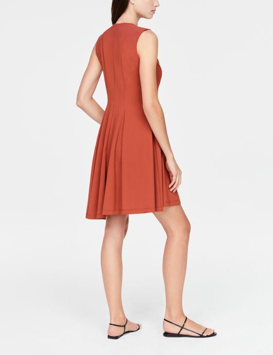 Sarah Pacini Sleeveless dress - paneled