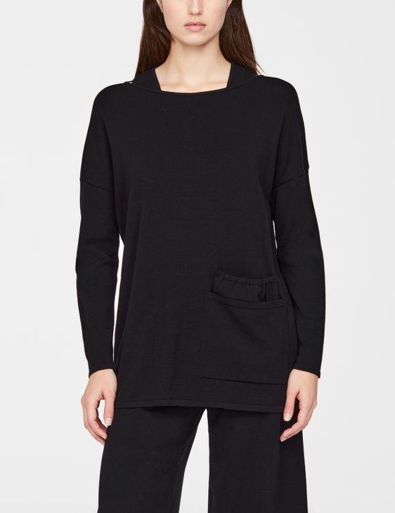 Sarah Pacini Long sweater - free time