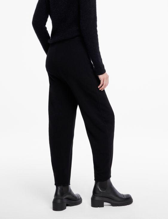 Sarah Pacini Pantalon en maille - stretch