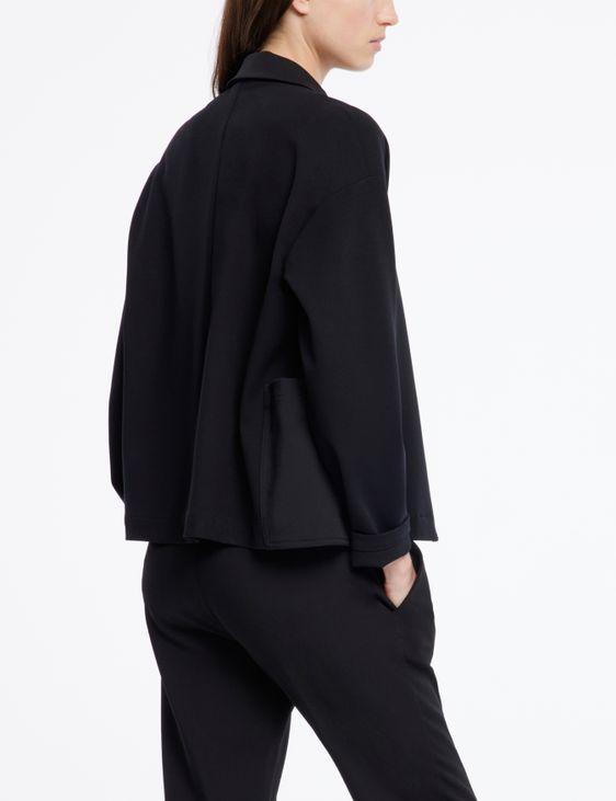 Sarah Pacini Veste courte - jersey et gabardine