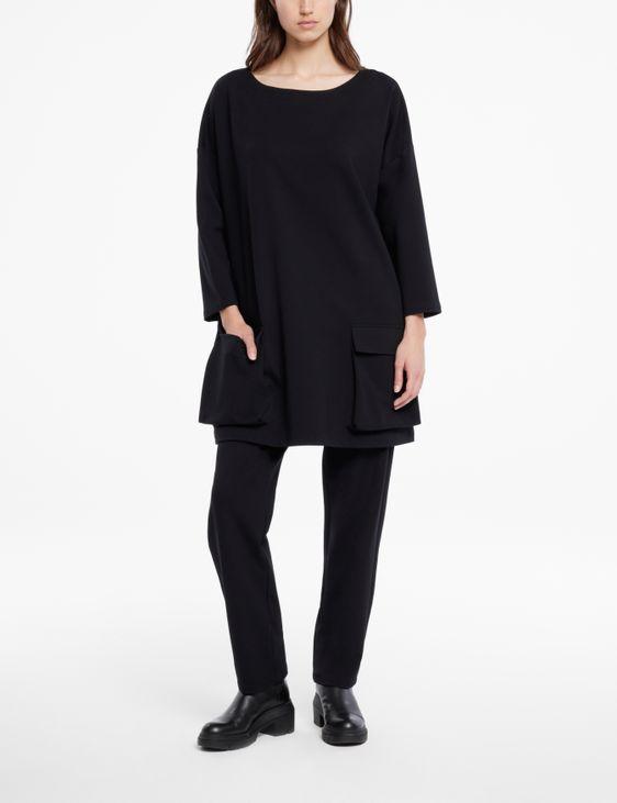 Sarah Pacini Robe tunique - jersey