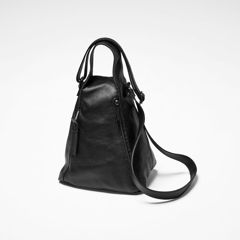 Sarah Pacini LEATHER BALUCHON Front