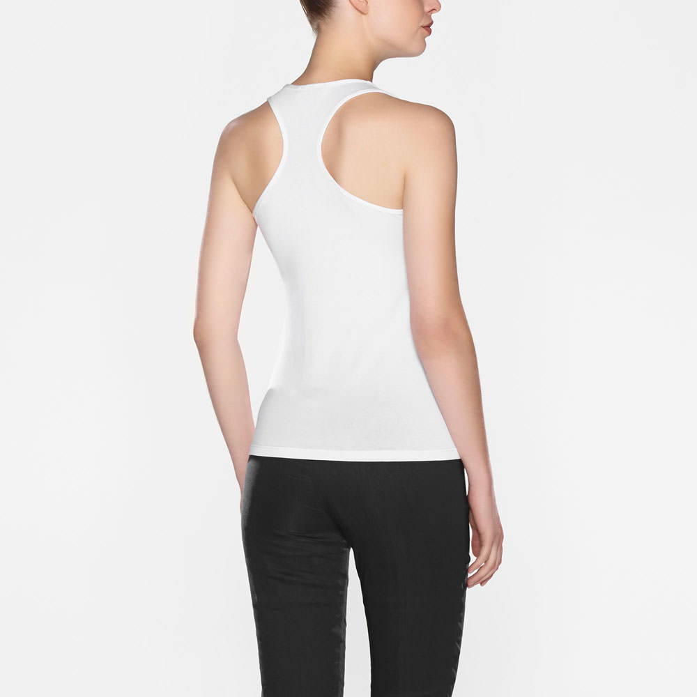 Sarah Pacini T-SHIRT - MILLA Back view