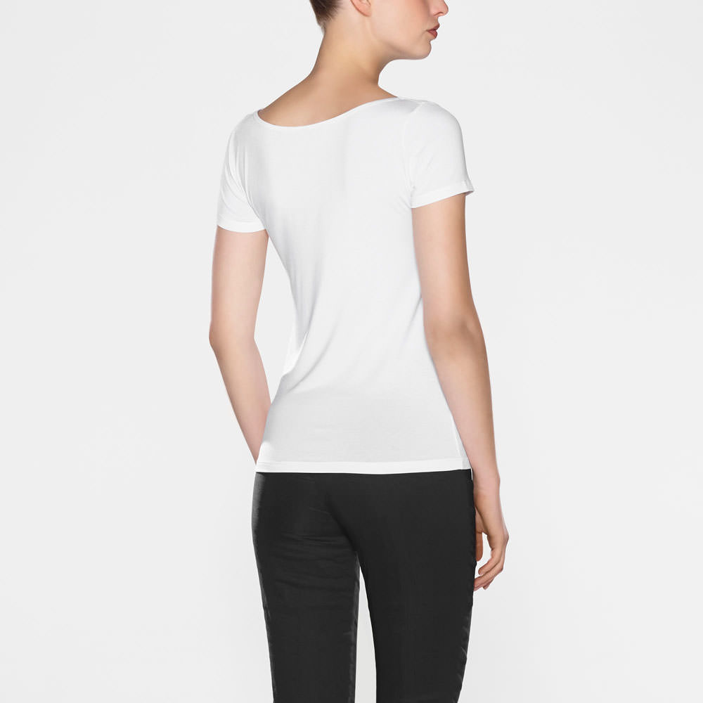 Sarah Pacini T-SHIRT - JULIA Back view