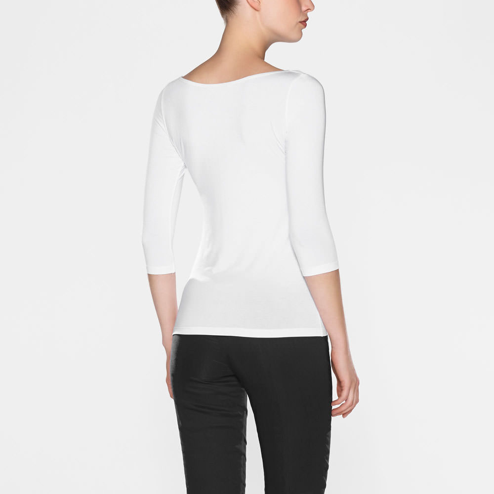 Sarah Pacini T-SHIRT - ALEISHA Back view