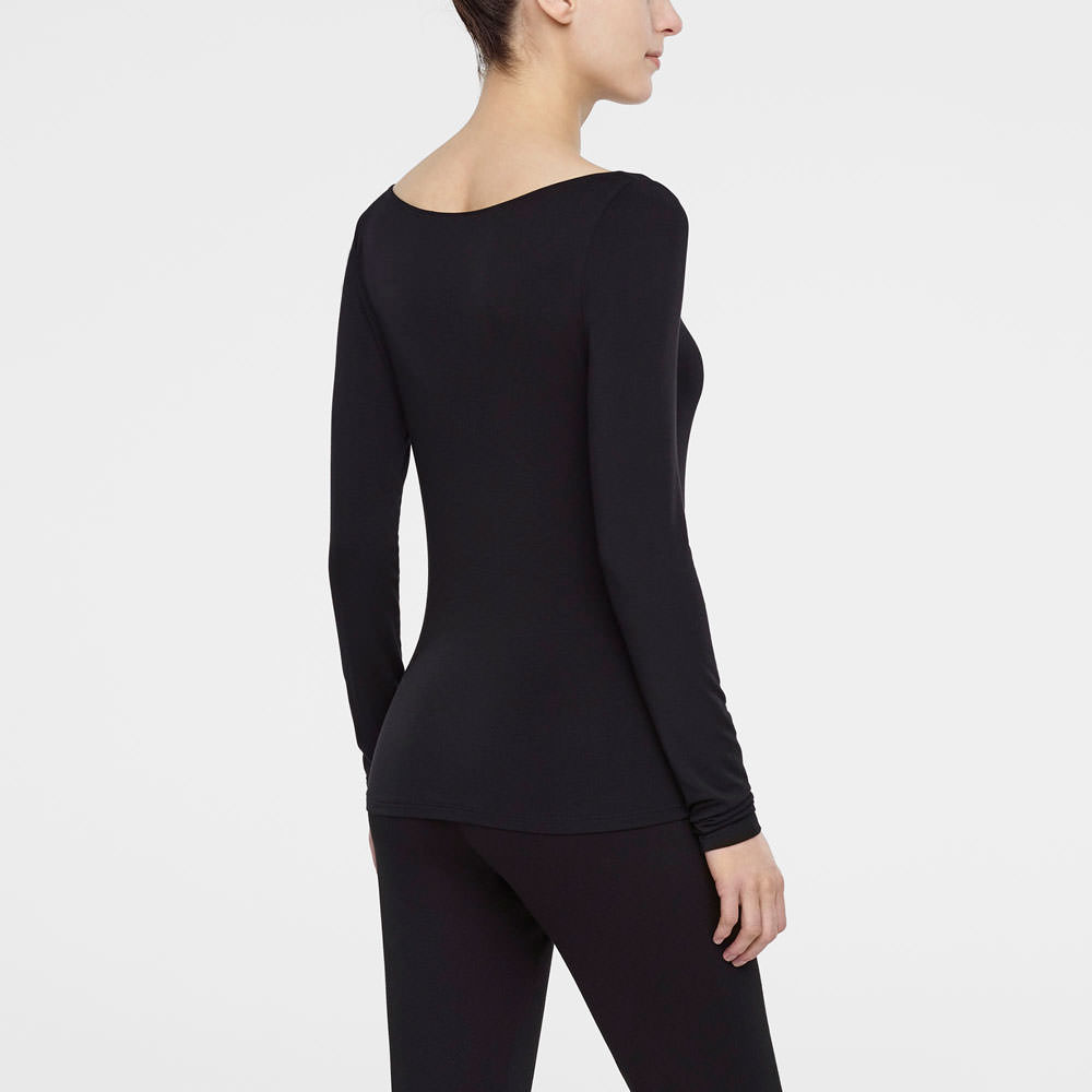 Sarah Pacini T-SHIRT - KHALIYA Back view