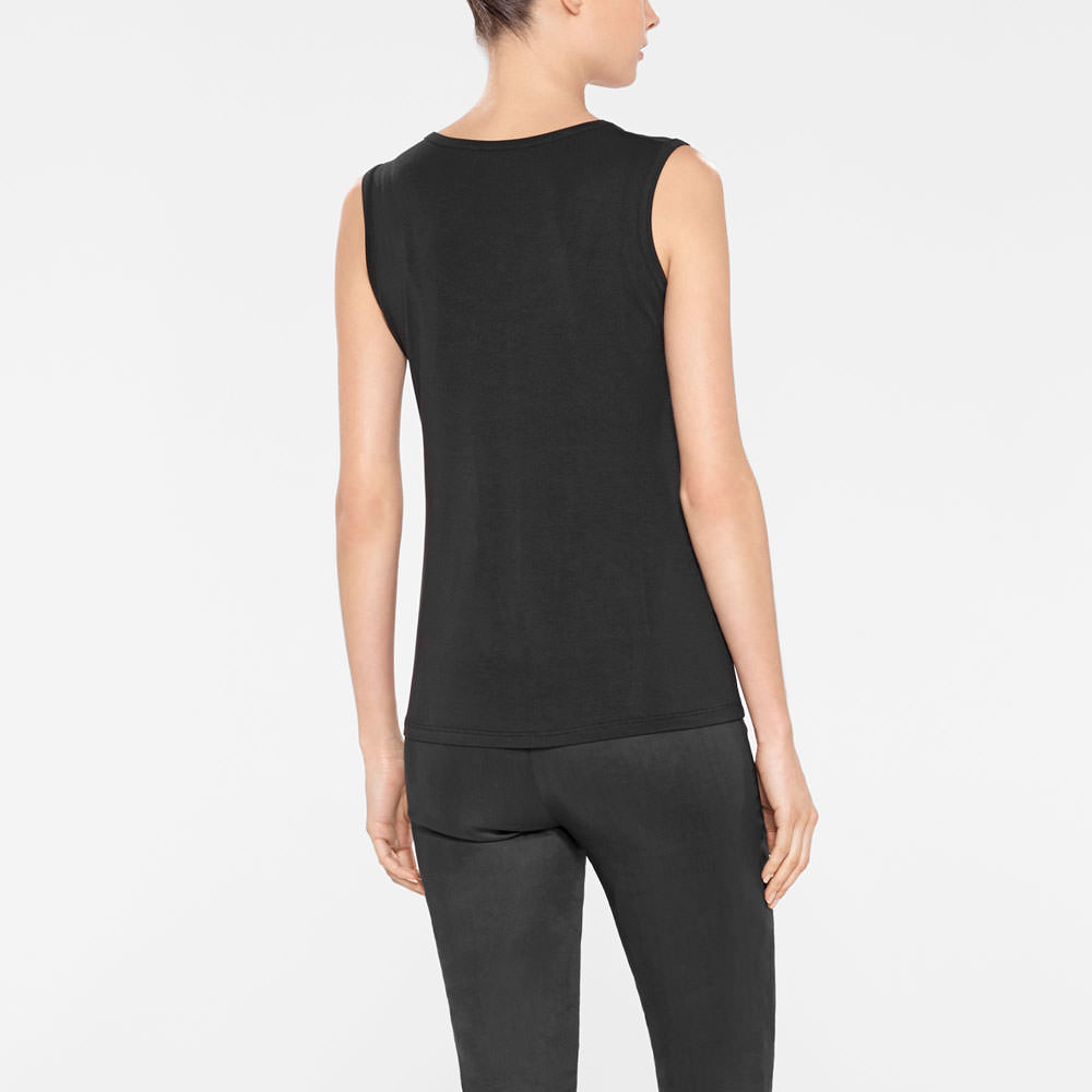 Sarah Pacini T-SHIRT - GIADA Back view