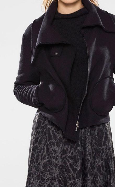 Sarah Pacini LEGGINGS LONGS EN COTON Look