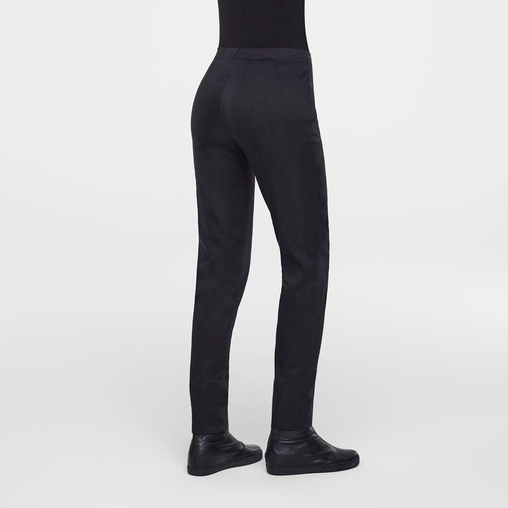 Sarah Pacini LONG LEGGINGS Back view