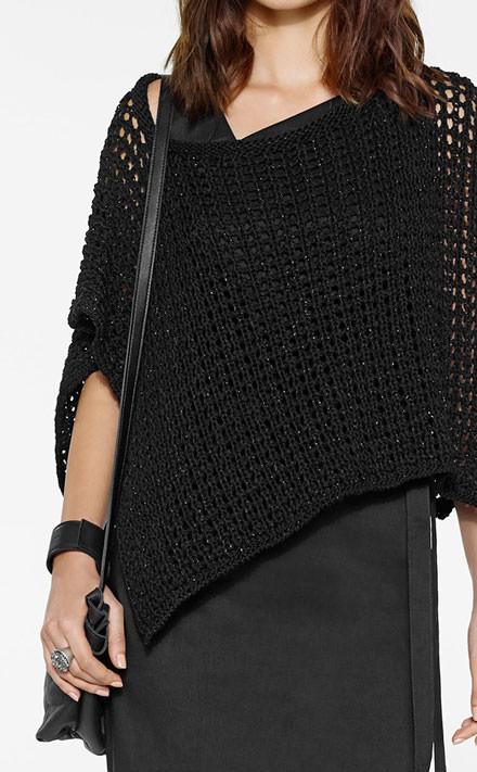 Sarah Pacini Petit sac Look