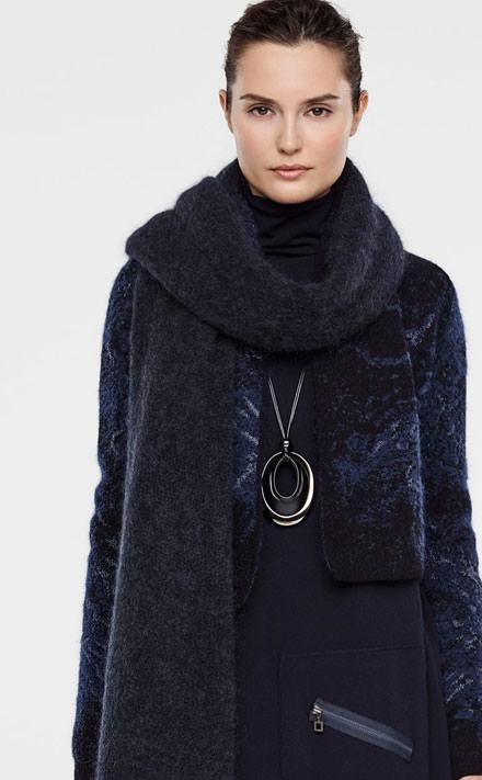 Sarah Pacini Halskette mit anhänger Look