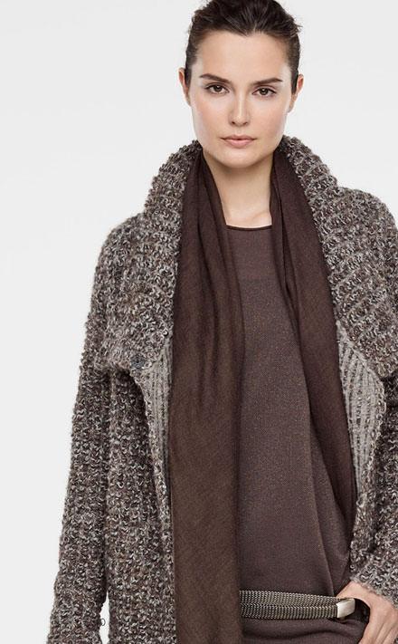 Sarah Pacini SILVER BELT - CHAIN MAIL DESIGN Look