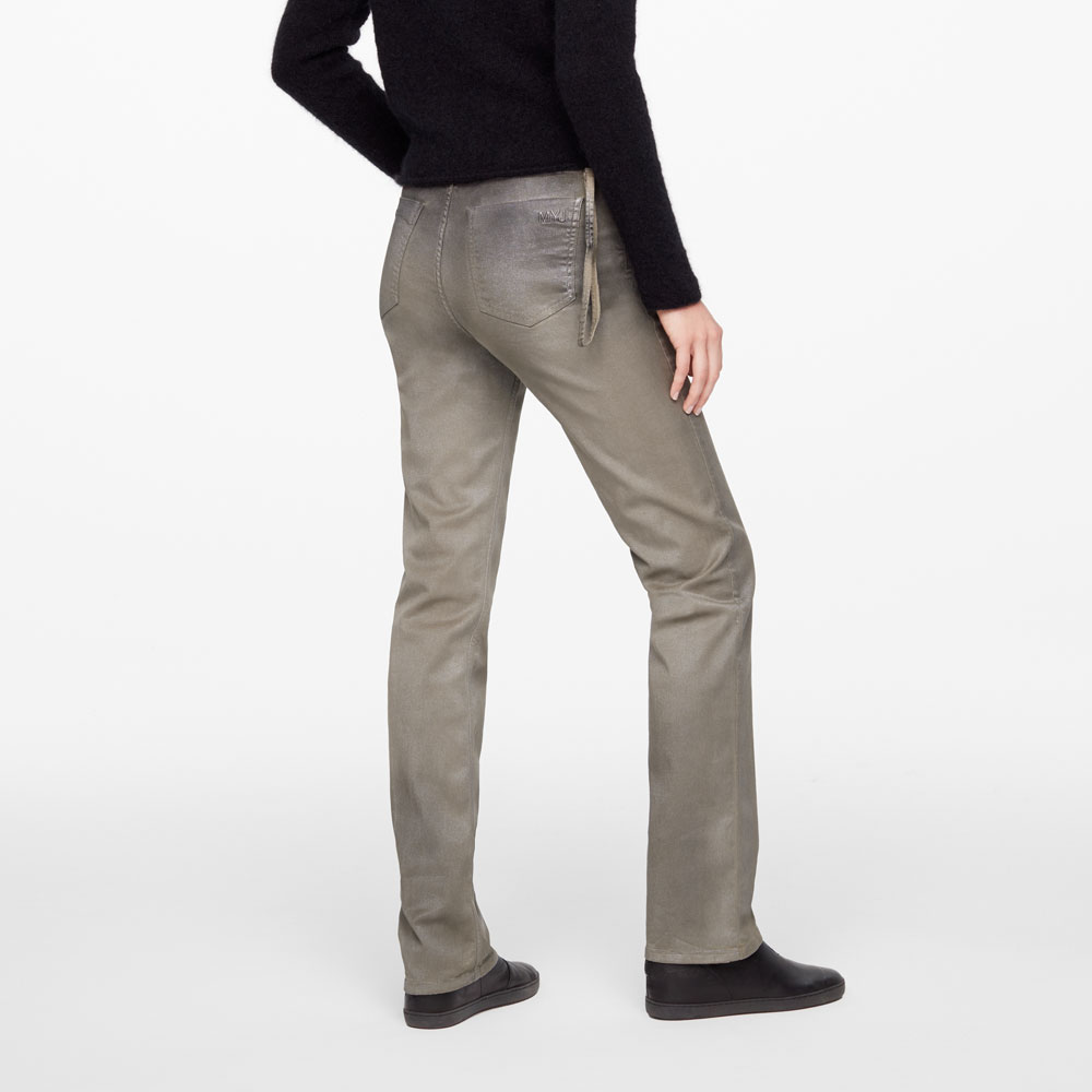 Sarah Pacini MY GLITTER JEANS - CLASSIC FIT Back view