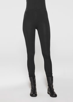Sarah Pacini LONG COTTON LEGGINGS Front