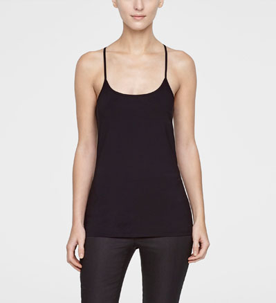 Sarah Pacini SLEEVELESS TOP Voorzijde