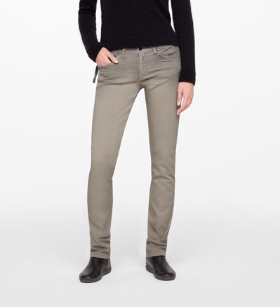 Sarah Pacini MY GLITTER JEANS - URBAN FIT Front