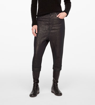 Sarah Pacini MY SHINY JEANS - LOW FIT Vorne