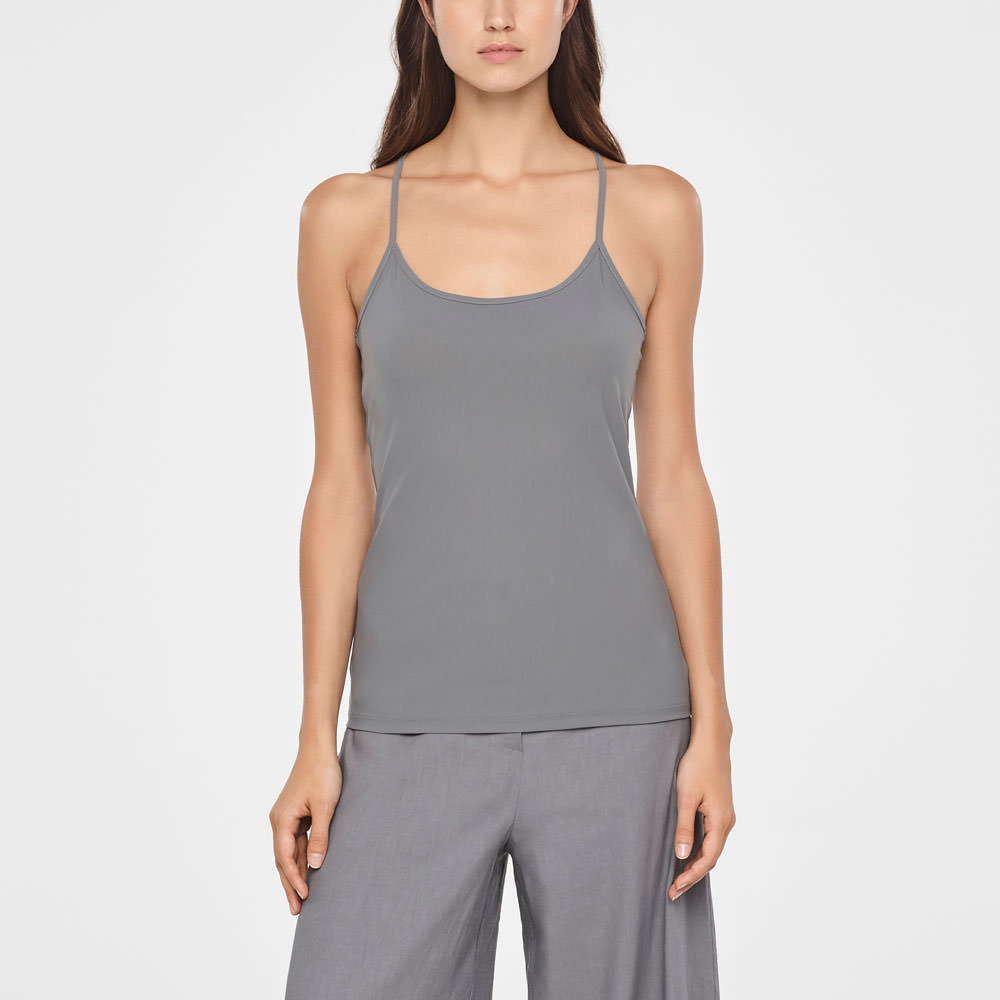 Sarah Pacini SLEEVELESS TOP Front