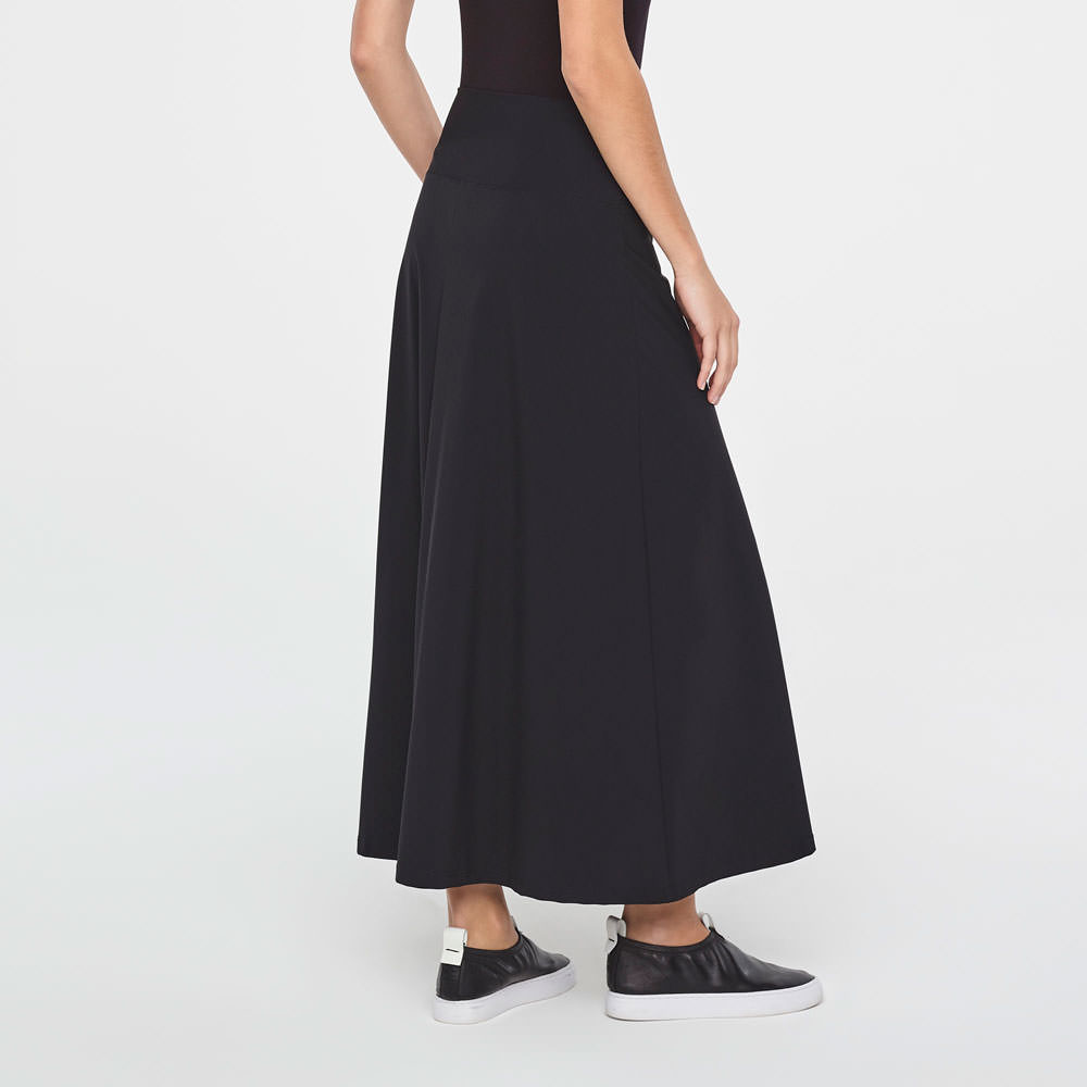 Sarah Pacini A-LINE SKIRT Back view