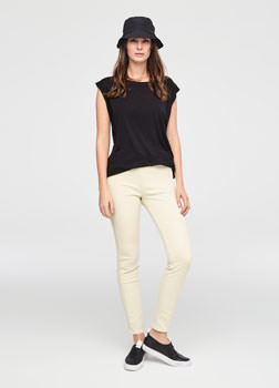 Sarah Pacini LEGGING LONG - COTON STRETCH De face