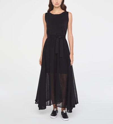 1e44c61e569d MAXI DRESS-FLARE DESIGN. Sarah Pacini Combi summer ...