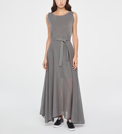 7610ecbd6e76 MAXI DRESS-FLARE DESIGN. Sarah Pacini Maxi summer ...
