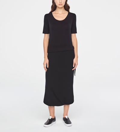 Sarah Pacini COMBI SUMMER DRESS Front