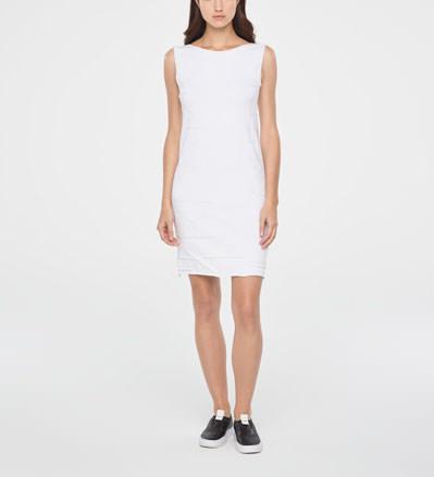 Sarah Pacini GRAPHIC DRESS Front